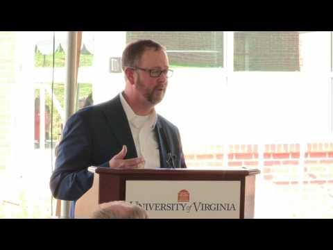 Skipwith Hall Dedication at the University of Virginia, April 13 2017