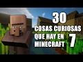 30 cosas curiosas que hay en Minecraft - Parte 7