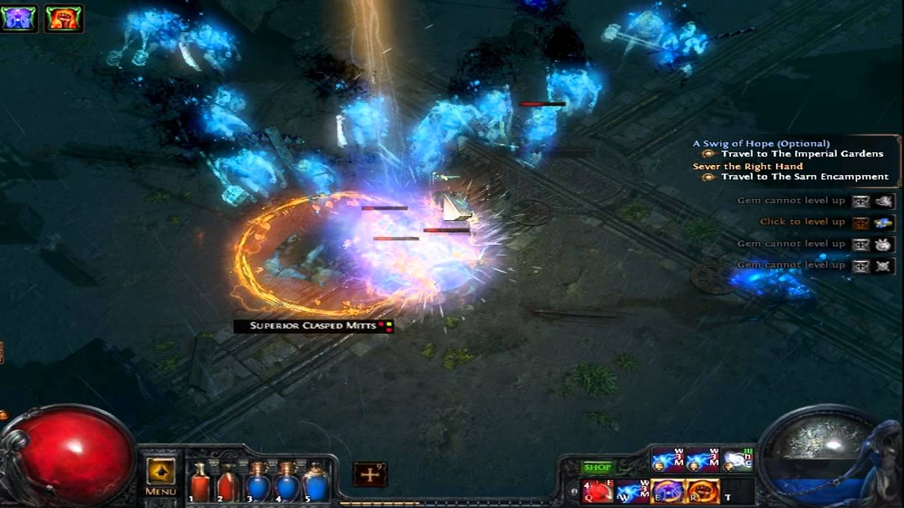Spectral Build Poe