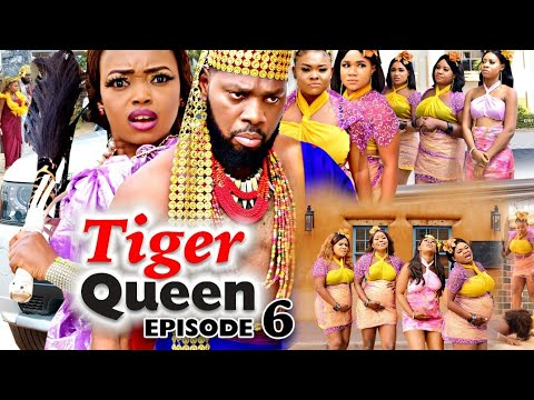 Download TIGER QUEEN SEASON 6 - (New Movie Hit) JERRY WILLIAMS    REBECCA 2020 Latest Nigerian