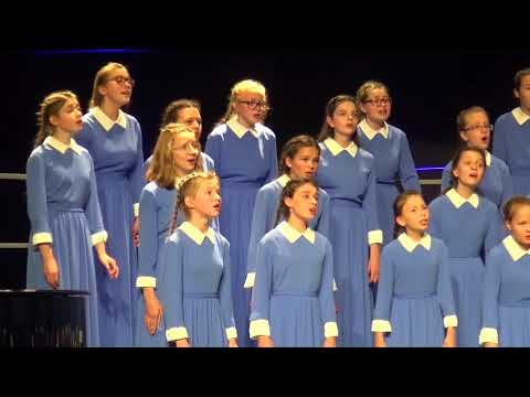 "Ponomaryov ""Vesna"" Children's Choir in 2017 EGP"