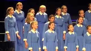"Ponomaryov ""Vesna"" Children's Choir in 2017 EGP"