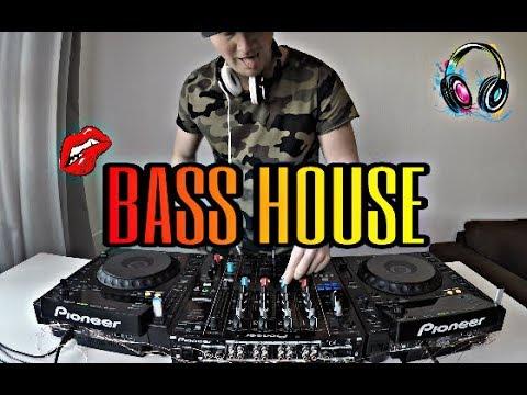 Bass House Tracks MIX // Electro Club Remix // Live Mix HD HQ + Playlist
