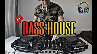 Bass House Tracks MIX // Electro Club Remix // Live Mix HD HQ + Playlist