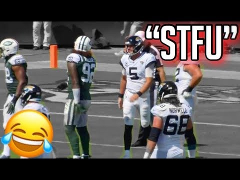 "NFL Funniest ""Mic&39;d Up"" Moments From the 2018-2019 Season Funny"
