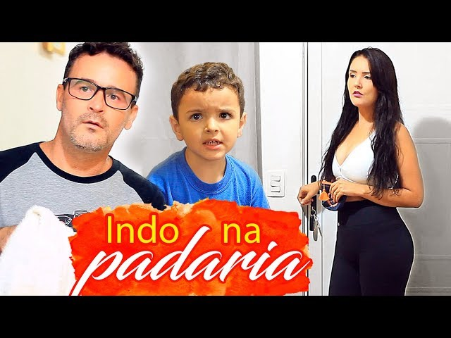 INDO NA PADARIA
