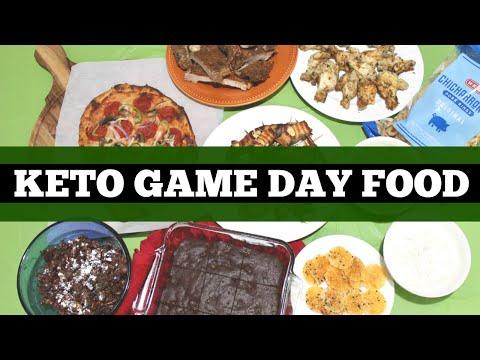 super-bowl-keto-food-|-game-day-keto-menu-|-fathead-pizza-|-keto-desserts-|-keto-appetizers
