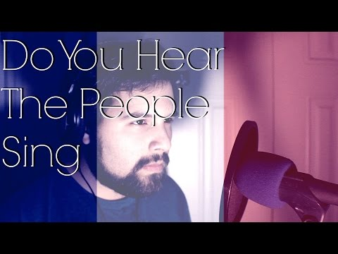 Do You Hear The People Sing - Caleb Hyles (from Les Misérables)
