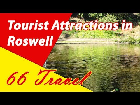 List 8 Tourist Attractions in Roswell, New Mexico | Travel to United States