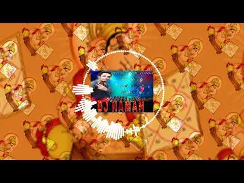Ganpati Aayo Bapa-Ganpati Aayo Bapa Religious Gujrati Song by dj naman raj