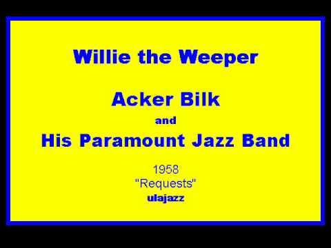 Acker Bilk PJB 1958  Willie The Weeper