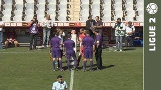 Nîmes Olympique - SM Caen (2-1) - Le résumé (NIMES - SMC) - 2013/2014