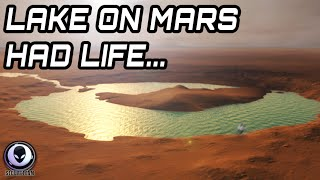 12/11/14 MASSIVE LAKE IN MARS GALE CRATER HAD LIFE! MAJOR ALIEN DISCOVERY
