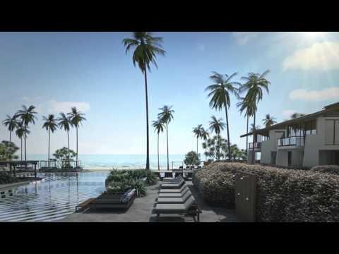 Luxury Vacation Home & Beachfront Hotel at Baba Beach Club, Phuket by Sri panwa