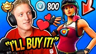 Tfue FINALLY Admits He Will BUY a Skin in Fortnite *IF THIS HAPPENS!* Fortnite FUNNY & EPIC Moments