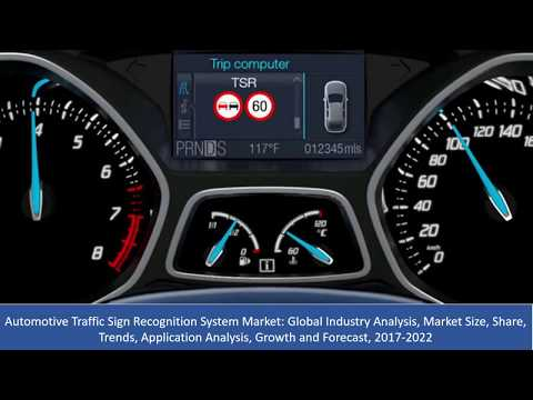 Automotive Traffic Sign Recognition System Market Size, Share, Growth and Forecast, 2017 To 2022