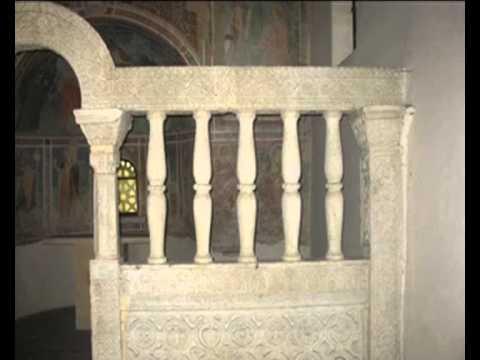 La Chiesa di San Leone Magno ( XI sec.d.c.) Capena - Roma - Italy