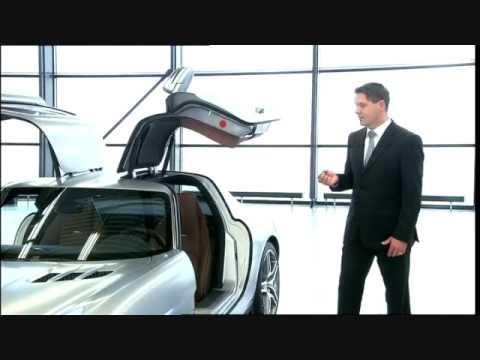 Mercedes SLS AMG Chief Designer