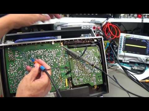 #146 Repair vintage radio Telefunken Bajazzo Compact 3000