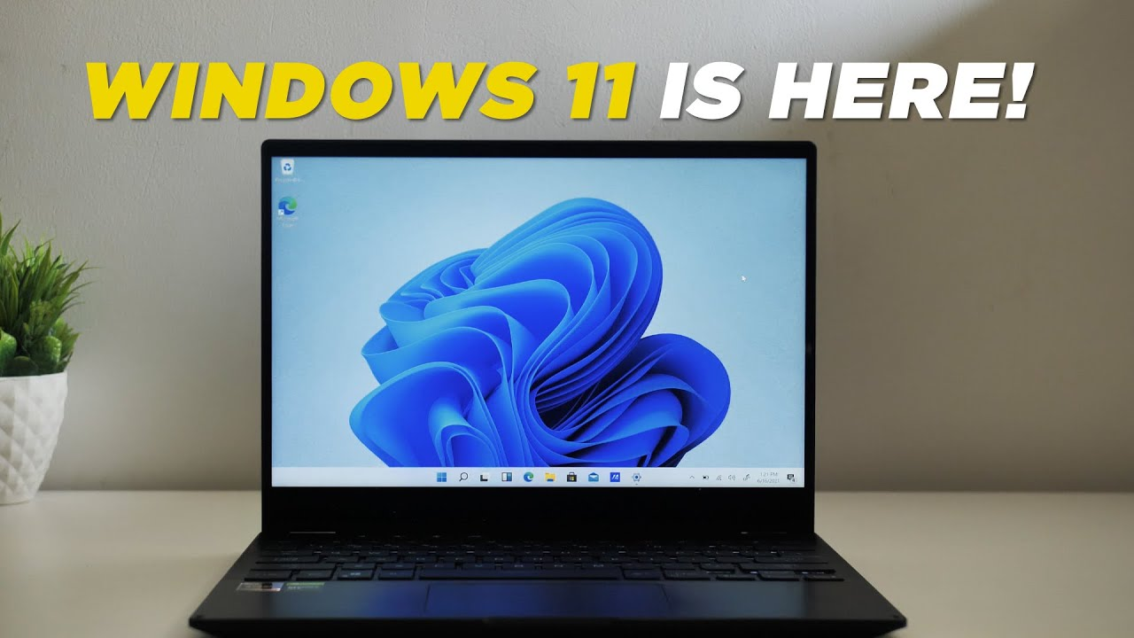 Download Windows 11 is Here: First Look!