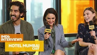 How Intense Filming Brought Cast of 'Hotel Mumbai' Together | TIFF 2018