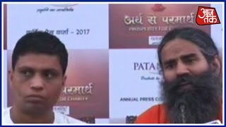Patanjali Will Be The Largest Brand In India Within 2 years, Says Baba Ramdev