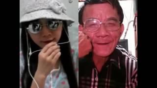 Nyaman To Nyi Sakit Tu Ngai(Smule Hakka)Duet Li Asuk siau mo Jung Het