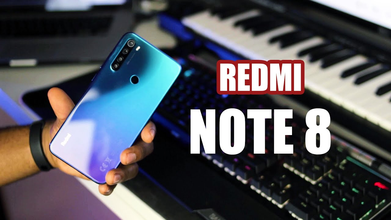 Xiaomi Redmi Note 8 Review: The Truth You Should Know