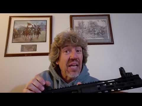 AR pistol:  A viable option?