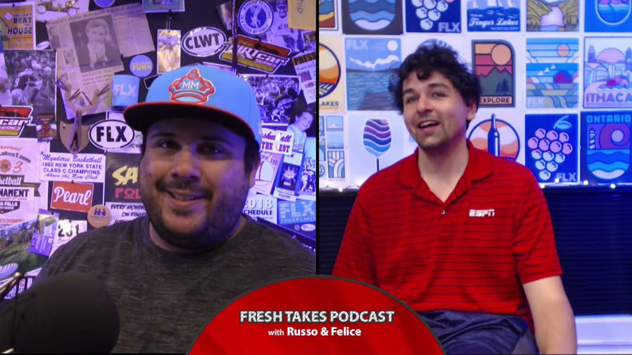 FRESH TAKES: Everything wrong with the New York Yankees (podcast)