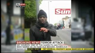 BREAKING NEWS Woolwich Suspects known 28 Years OLD Michael Adoboloja