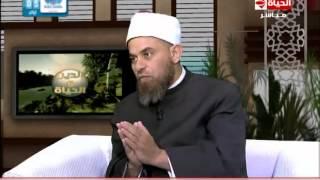 بالفيديو.. «عالم أزهري» يوضح معنى رضا العبد عن «ربه»