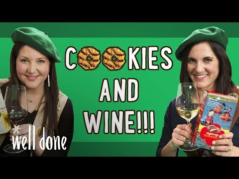 Girl Scout Cookies and Wine Don't Mix, or DO THEY? | Mom Versus | Well Done