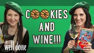 Girl Scout Cookies and Wine Don