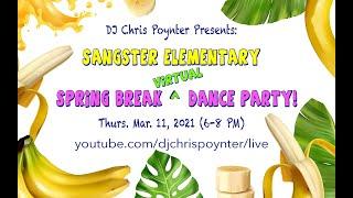 Sangster Spring Break Dance Party Live DJ Mix