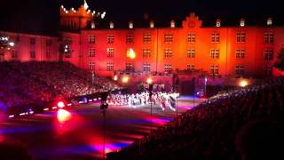 Video Basel Tattoo 2011 -  The Band of the Royal Regiment of Scotland w The 7 SCOTS Pipes & Drums download MP3, 3GP, MP4, WEBM, AVI, FLV Agustus 2018