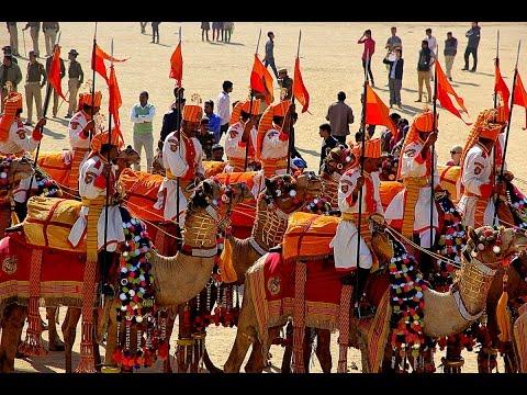 INDIA - JAISALMER DESERT FESTIVAL AND CITY (Full HD)