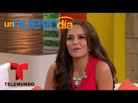 Ana Lucía Domínguez habla de su personaje Señora Acero | Un Nuevo Día | Telemundo