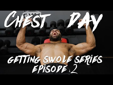 GET A SWOLE CHEST   EP.2