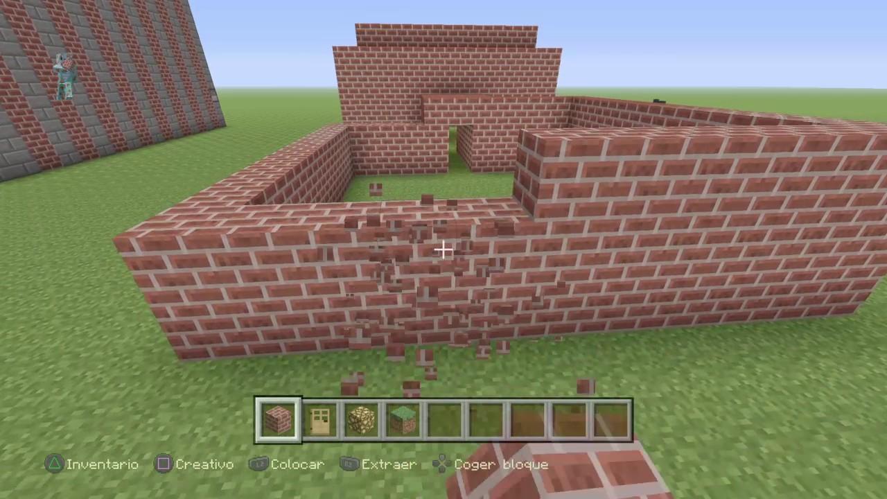 Casa de ladrillos vs casa de ladrillos de piedra youtube - Casa de ladrillos ...