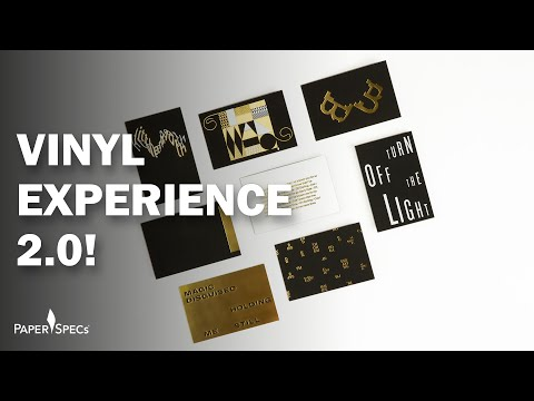 PaperSpecs.com | Paper Inspiration #398  Beatie Wolfe 'Raw Space' NFC-Cards