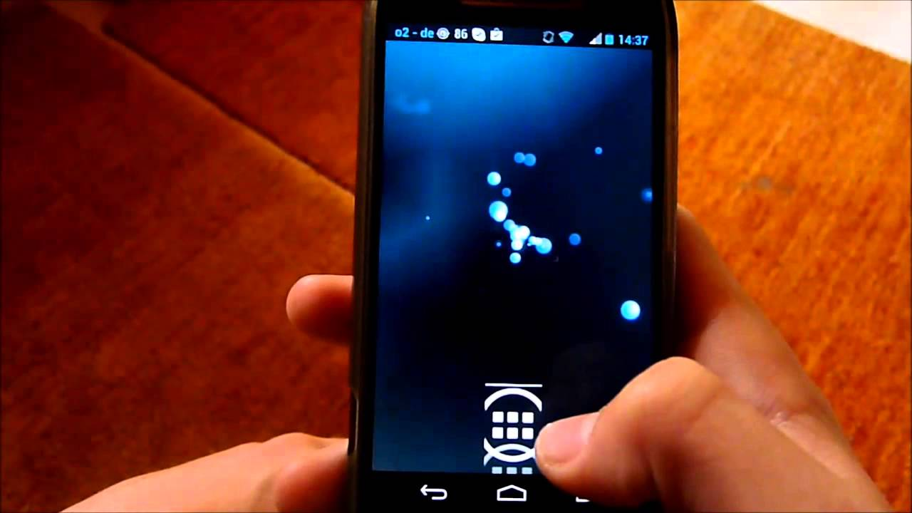 android handy verschönern(germanhd) (lightinglauncher) - youtube
