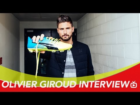 "Olivier Giroud Interview: ""I Want To Score 25-30 Goals & Win The League"""