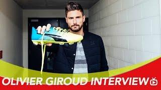 Olivier Giroud Interview: