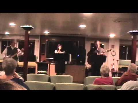 Live Jazz Performance on Cruise Ship 4 Oct 2015