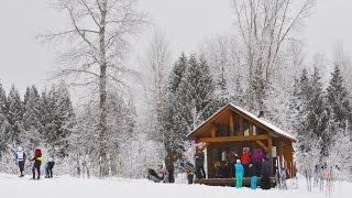 Goat FM - Tour de Soup - Black Jack Ski Club - Rossland, BC