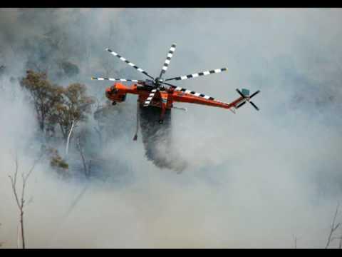 Upwey Fires, Victoria Australia
