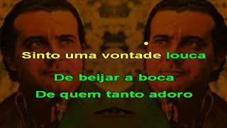 Amilton Lélo - Vontade Louca - karaoke