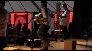 Folkgroep Atbalis live op celtic night , balfolk, Endro, Jig , poezemineke