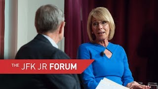A Conversation on Empowering Parents with Secretary Betsy DeVos